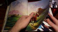 【游侠网】《塞尔达传说》艺术画册内容一览