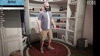 CH明明GTA5搞笑解说:悲催男的一天,泡个妞让人给揍的,老惨啦