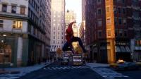 【游侠网】PS4《漫威蜘蛛侠》新预告片:开放世界纽约
