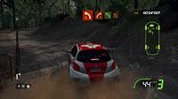 混沌王:《世界汽车拉力锦标赛5》(漫漫长夜第一名与第二名的差距)