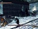 黑暗之魂2原罪学者石像鬼无伤【扭曲直剑的华丽舞步】