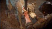 阿津 PS4恐怖大作《直到黎明》09期 重遇狼狗