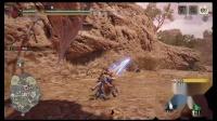 《怪物猎人崛起》长枪攻击守势套装替换技伤害分析