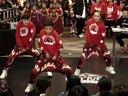 日本式机械舞 萌妹纸超牛表演
