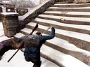 PS4《美国末日》第九章绝地难度艾莉狩猎【女汉子VS抠脚大汉】