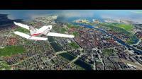"""【游侠网】《微软飞行模拟》大型更新World Update V: Nordics""""预告片"""