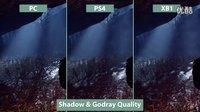 【游侠网】《孤岛惊魂:原始杀戮》三平台画质对比