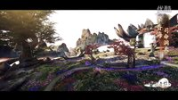 《古剑奇谭网络版》场景展示视频