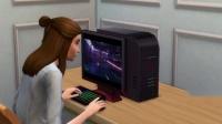 【游侠网】《模拟人生4》MOD演示:《赛博朋克2077》