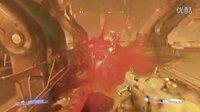 【混沌王】《DOOM毁灭战士4》正式版hard难度实况流程解说(第三期 炉心熔毁-上集)
