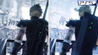 【游侠网】《最终幻想7重制版》PS4对比PS5