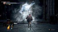 《黑暗之魂3》月光大剑八周目速杀boss片段