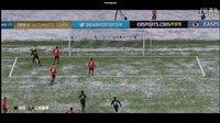 fifa16 技术动作进球