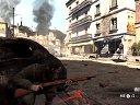 狙击精英V2-游戏解说-第1集-子弹特写!