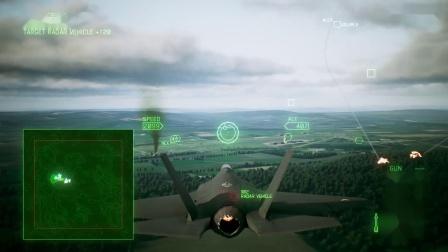 《皇牌空战7未知空域》ace出现条件