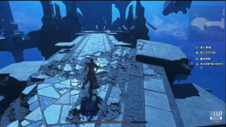 《古剑奇谭3》古厝回廊藏宝苍虬的位置