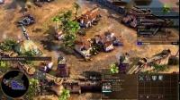 《帝国3决定版》全战役速通视频1.历史战役1-阿尔及尔