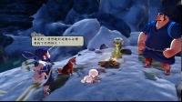《天穗之咲稻姬》水惑之谷跑图攻略