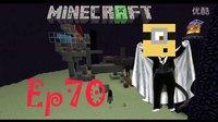 〖我的世界扁桃Ep70中〗末地刷石机完成〓红石MC_Minecraft