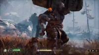 《战神4》最高难度全逆天挑战无伤打法视频2.试炼Ⅱ时限击杀敌人