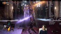 【游侠网】美女闭眼怼死《黑暗之魂3》教宗沙力万