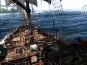 [游侠网]《刺客信条4:黑旗》PS4实机游戏视频 海战