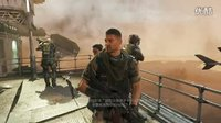 《使命召唤12:黑色行动3》剧情战役 全流程实况解说08 COD12
