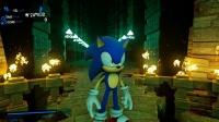 【游侠网】虚幻引擎4重制《索尼克释放》Gaia寺庙