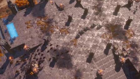 《咒语力量3:灵魂收割(SpellForce 3: Soul Harvest)》公布预告