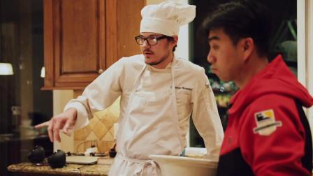 【龙檐才士】主厨粉丝造访上海龙之队基地烹制精美大餐