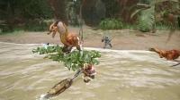 【游侠网】《怪物猎人:崛起》毒狗龙演示