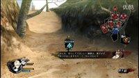 《战国BASARA4 皇》新游试玩 只选自带福利的角色 弗乌尔实况【新人奖第五季】