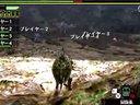 """《怪物猎人4》新武器""""蓄力斧""""实机演示视频"""