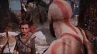 【游侠网】PS5《战神4》实机演示