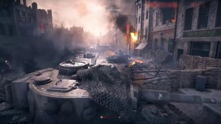 《战地5》单人战役全流程-实况解说第4期猛虎末路