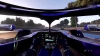 【游侠网】《F1 2018》Xbox One X版资格赛演示_标清