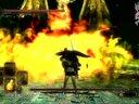 黑暗之魂2 DLC BOSS罪龙四周目霸者誓约双刀流无伤