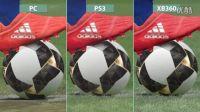 《实况足球2017》PC/PS3/Xbox360画质对比