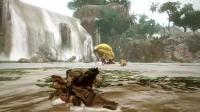 【游侠网】《怪物猎人:崛起》水兽演示