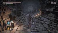 【混沌王】《黑暗之魂3》PC版中文实况流程解说(第十四期 BOSS骷髅王沃尼尔)