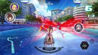 【游侠网】《神田川Jet Girls》DLC角色演示影像