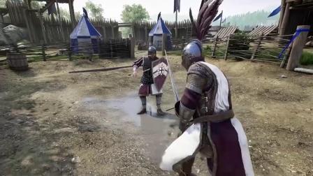 《雷霆一击》如何对付持盾兵