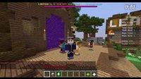 【黑羽翼我的世界】Minecraft多人小游戏 - SKYWARS空岛战争