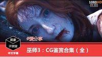 「黑豪评测室#爱分享」巫师3 CG合集(中字)欣赏大全HD