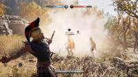 《刺客信条:奥德赛》噩梦难度适用的最简单的战场打法教程