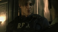 【游侠网】脸部动作500%的恶搞版《RE2:重制版》视频
