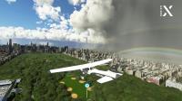 【游侠网】《微软飞行模拟》Xbox Series X版与Xbox Series S版对比影像