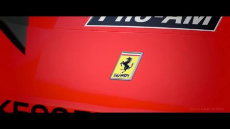 《神力科莎:竞技》抢先版4号更新预告 法拉利488 GT3