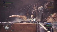 《怪物猎人世界》初级挑战任务01A级评价打法视频