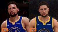 【游侠网】《NBA 2K21》PS4与PS5对比